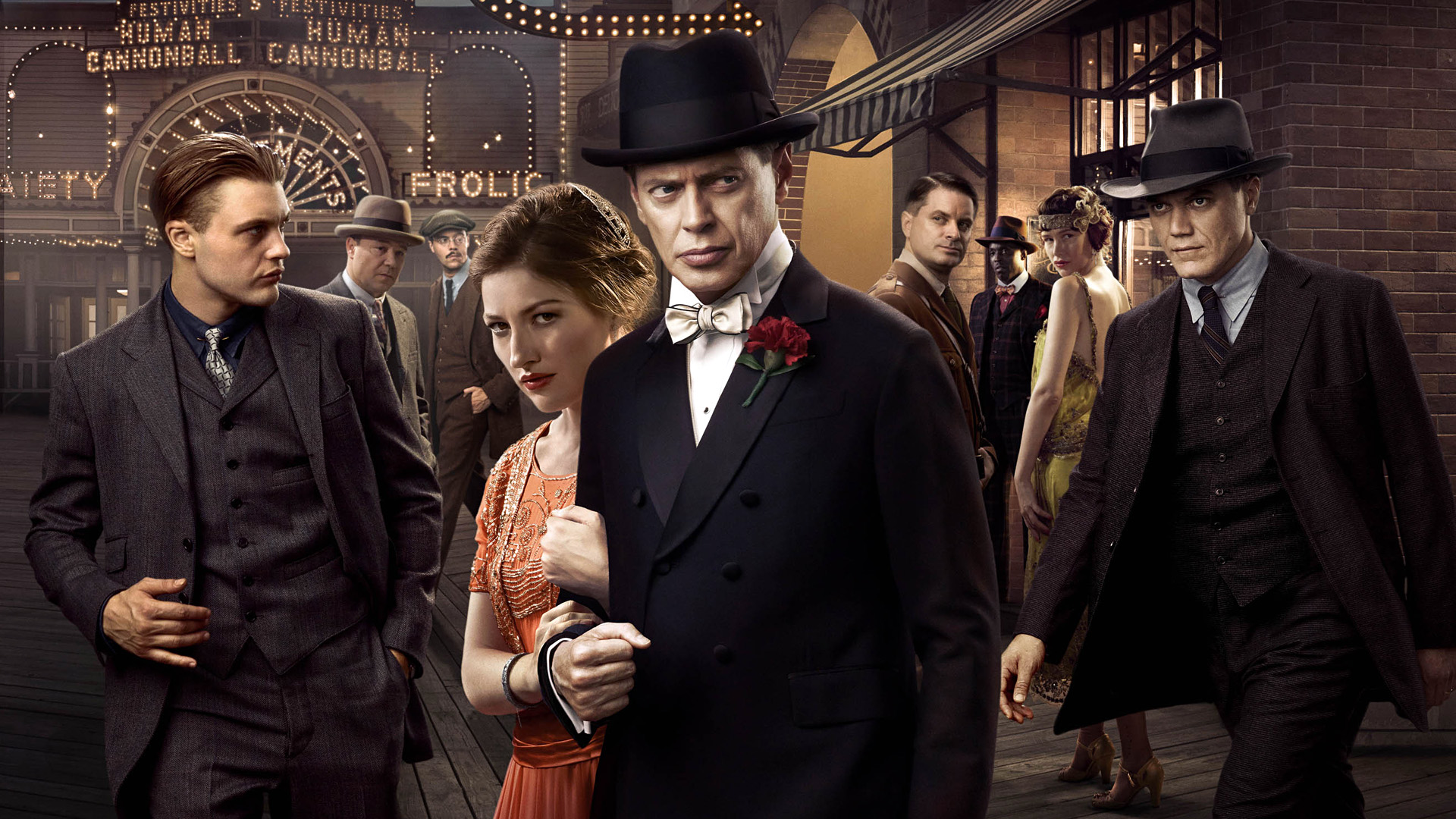 HBO - Boardwalk Empire