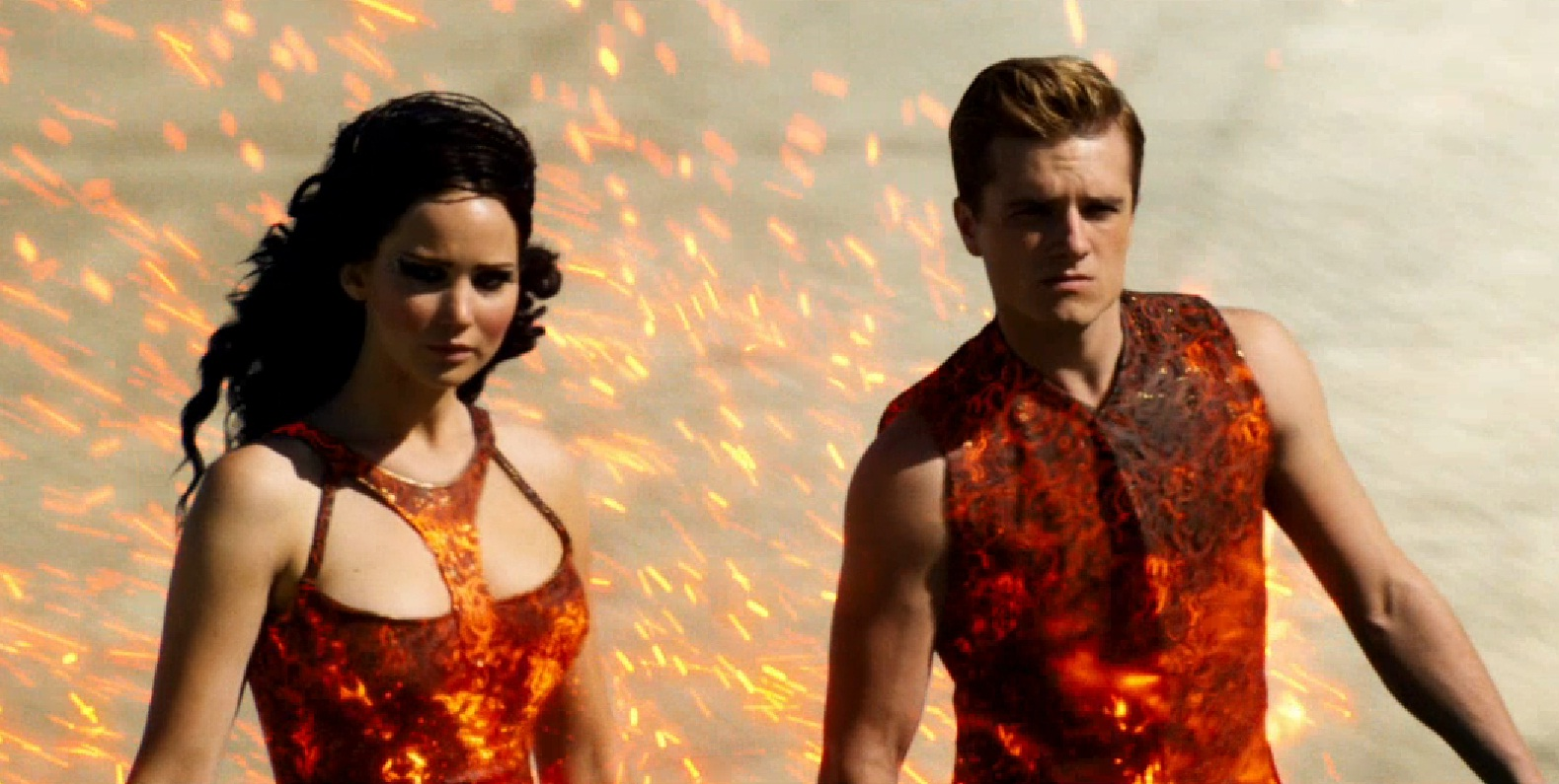 Catching Fire 2 Stream