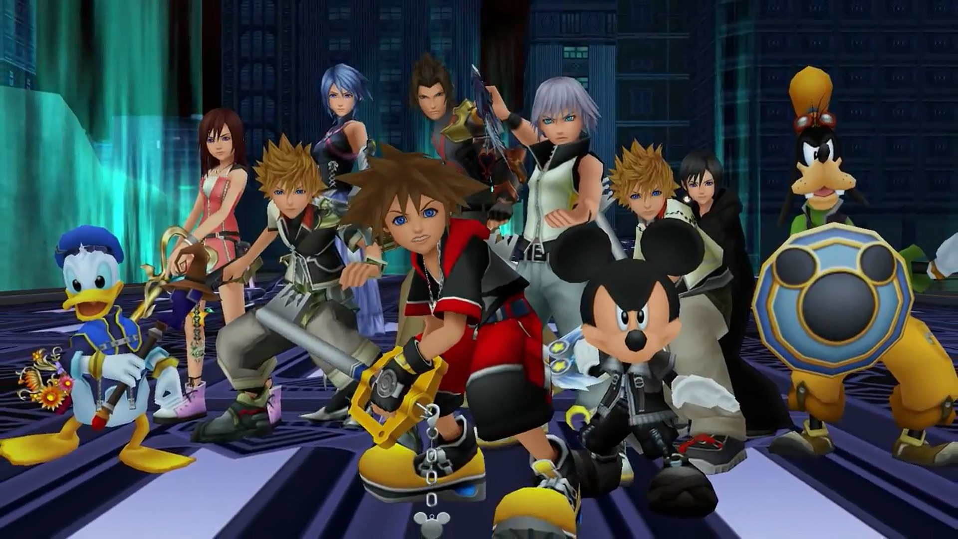 from Luke kingdom of hearts dating service