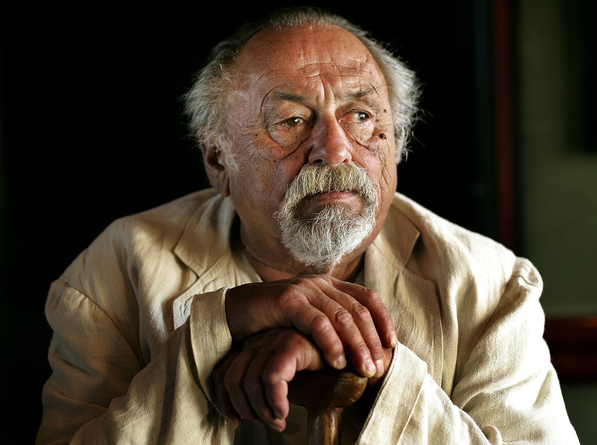 Jim Harrison amazon