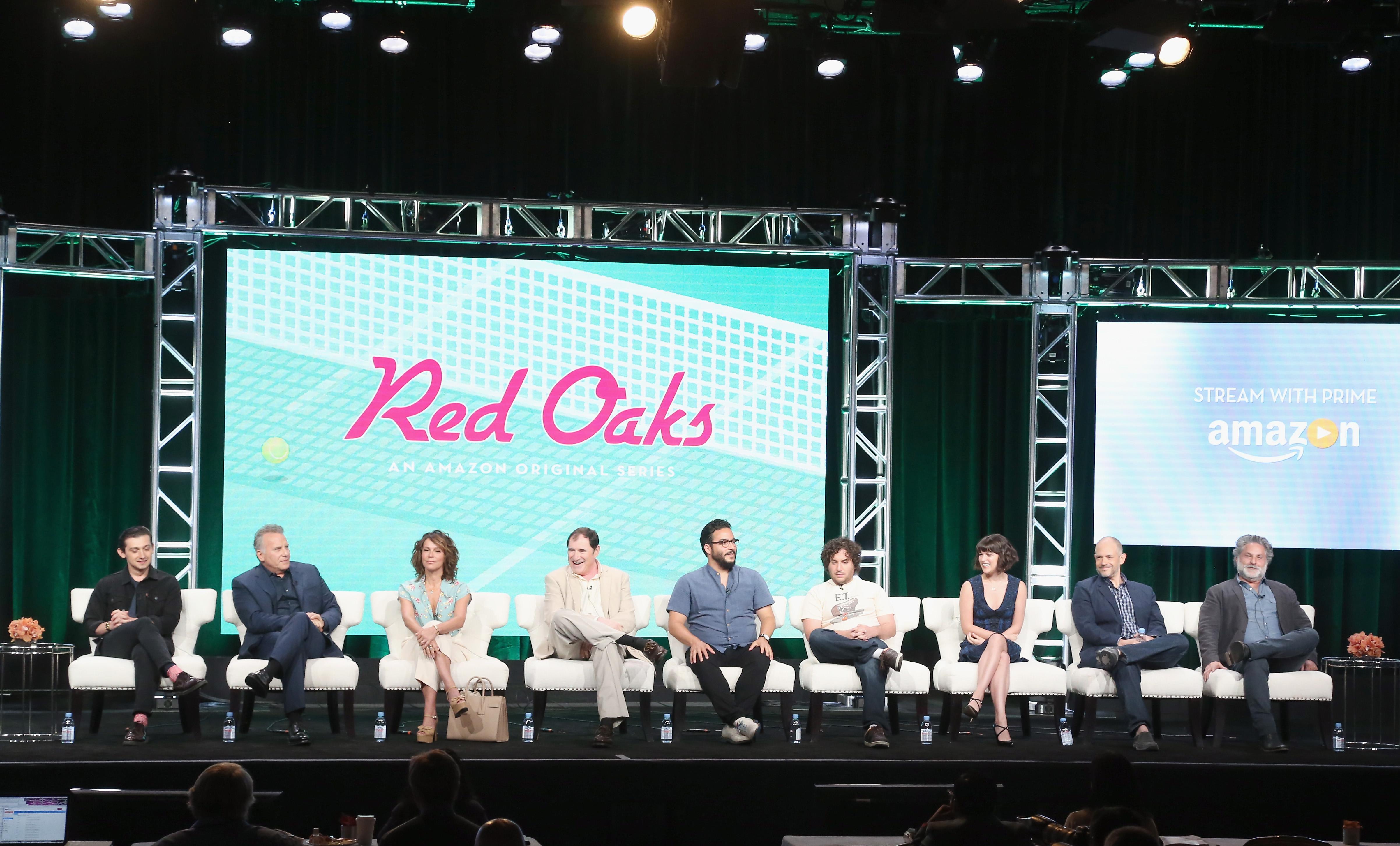50 best tv shows on amazon prime video  red oaks season 2